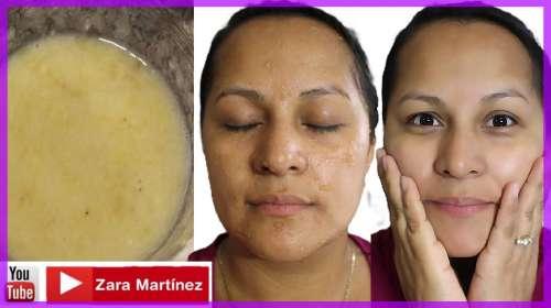 elimina las manchas y arrugas